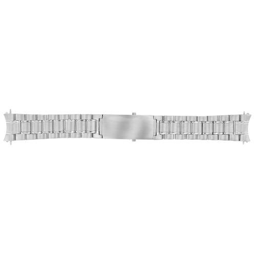 WATCH BAND SOLID LINK BRACELET FOR CASIO MDV106G 22MM HEAVY STAINLESS STEEL 22MM