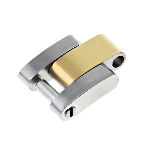 10MM LINK FOR OYSTER WATCH BAND 26MM ROLEX DATE DATEJUST TWO/TONE FIT 13MM LUG