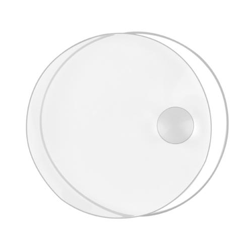 35.5MM SAPPHIRE WATCH CRYSTAL FOR PAM PANERAI 44MM DATE MARINA ANTI-REFLECTIVE