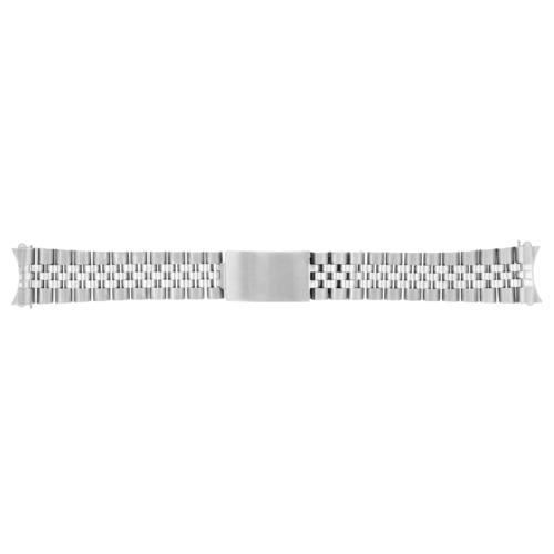 JUBILEE WATCH BAND FOR ROLEX DATEJUST 16018 16233 16234 16238 S/STEEL HEAVY 20MM