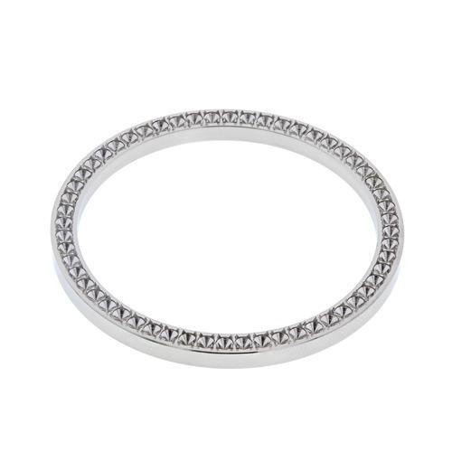 BEZEL FOR DIAMOND 36MM ROLEX MENS 1601, 1602, 1603, 16030 16200 STAINLESS STEEL