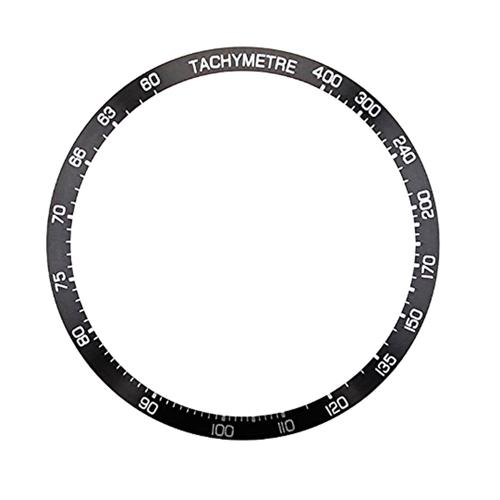3 BEZEL INSERT FOR TAG HEUER CARRERA CHRONO CV2014.FT6014