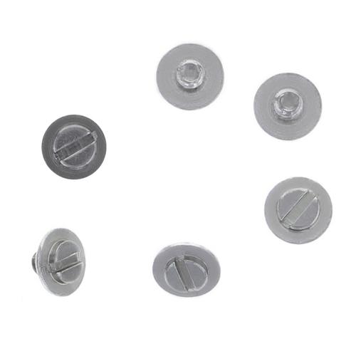 6 CLAMP SCREW FOR MENS ROLEX MOVEMENT NQS 1520- 1560 - 1565 PART