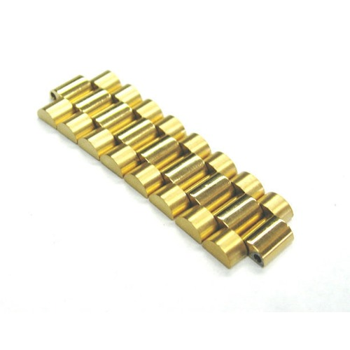 7 PRESIDENT LINK FOR MENS ROLEX PRESIDENT DAY DATE WATCH BAND GOLD GP