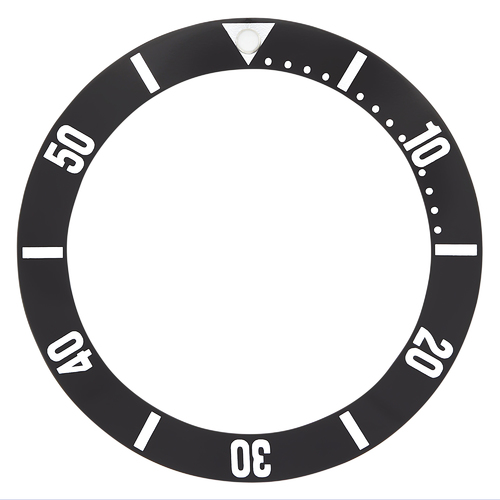 BEZEL INSERT FOR TAG HEUER PROFESSIONAL WATCH 1500 SERIES WD1210-G-20 WATCH