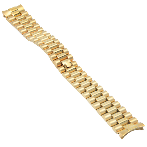 20MM GP PRESIDENT WATCH BAND FOR 36MM ROLEX DAY DATE 1801 1802 1803 1805