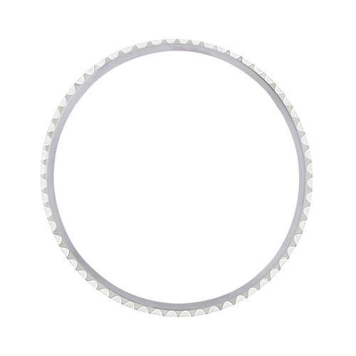 ROTATING BEZEL RING INSERT STAINLESS STEEL FOR ROLEX GMT 1670 1675 16750 16753
