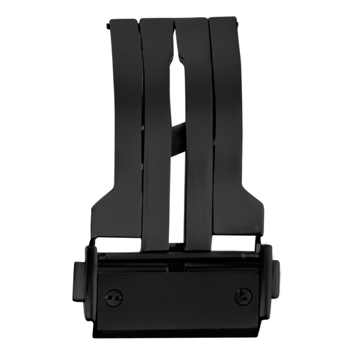 20MM DEPLOYMENT CLASP BAND STRAP BUCKLE FOR 38MM HUBLOT BIG BANG WATCH BLACK PVD