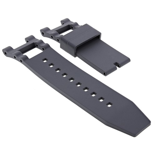 SILICONE RUBBER WATCH BAND STRAP FOR INVICTA VENOM	 0973 , 0975 , 10832 , 10830
