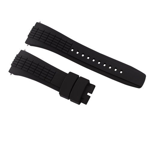 26MM RUBBER WATCH BAND STRAP FOR SEIKO VELTATURA KINETIC 4LJ7MB - 4LJ7MBR SPC005