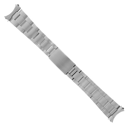 OYSTER BAND STAINLESS STEEL FOR ROLEX DATEJUST 16000, 16200 FAT SPRING BAR 20MM