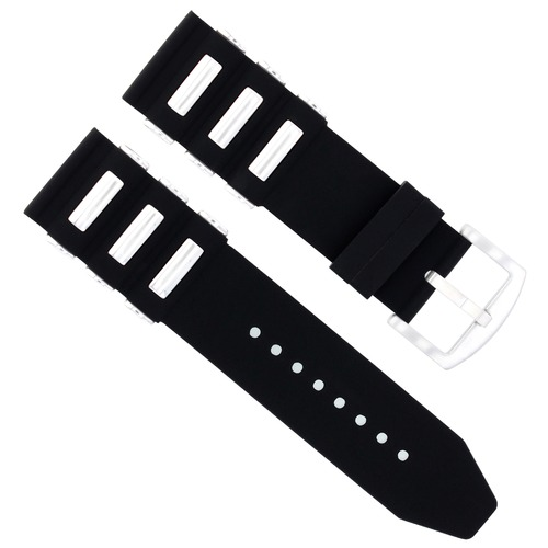 22MM RUBBER BAND STRAP FOR INVICTA 1812 7346 7398 7430 7433 7452 1483 19798