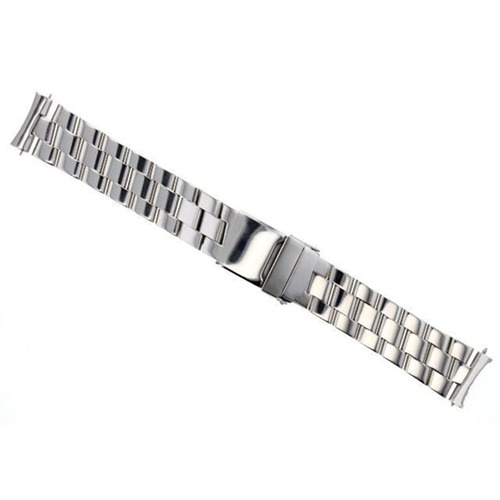 20MM WATCH BAND STAINLESS STEEL BRACELET FOR BREITLING COLT A17380 WATCH POLISH