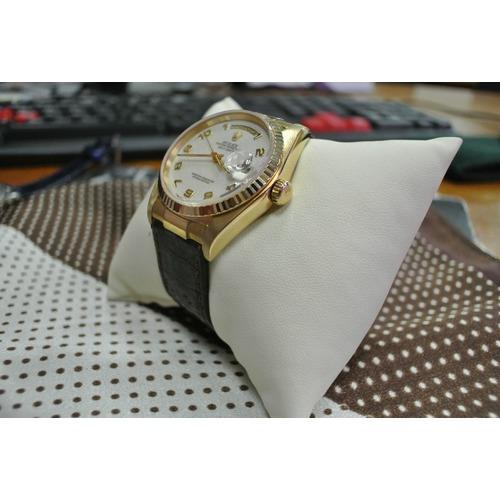 END LINK FOR ROLEX PRESIDENT STRAP 18K REAL GOLD 18038 18039 18049 18078 18238
