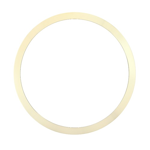 SMOOTH BEZEL FOR ROLEX DATEJUST PRESIDENT 1801,18038,118238 18K REAL YELLOW GOLD