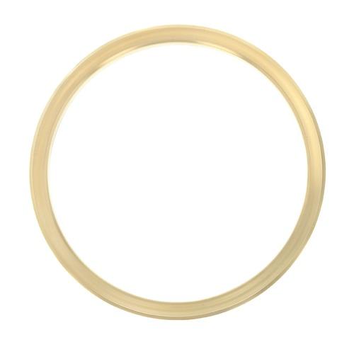 FLUTED BEZEL FOR ROLEX 31MM MIDSIZE 6824 68273 68274 67480 178240 18K REAL GOLD