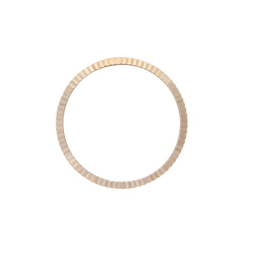 18K ROSE GOLD SMOOTH BEZEL FOR MENS 36MM DATEJUST16233 PRESIDENT DAYDATE 18038