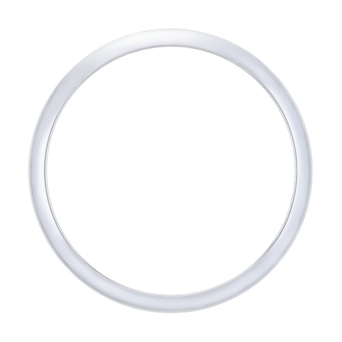 DOME BEZEL FOR 36MM ROLEX DATEJUST PRESIDENT 18038 118238 18K REAL WHITE GOLD