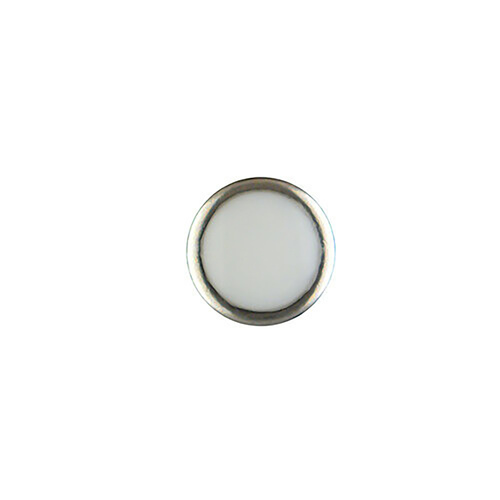 SMALL PEARL FOR BEZEL INSERT FOR ROLEX TUDOR 7528 79090 79220R 79230 79230N SILVER