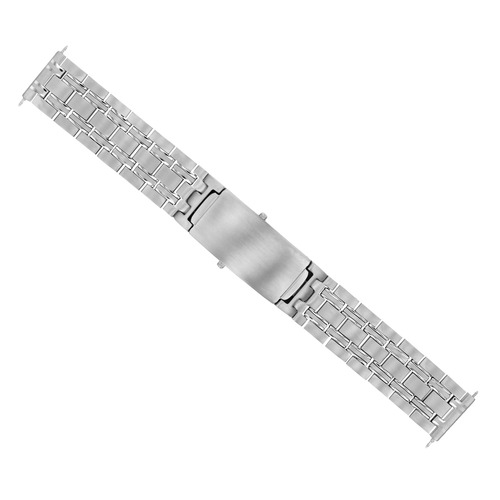20MM WATCH BAND FOR OMEGA SEAMASTER 300 196.1641 FULLSIZE STRAIGHT END STEEL #5