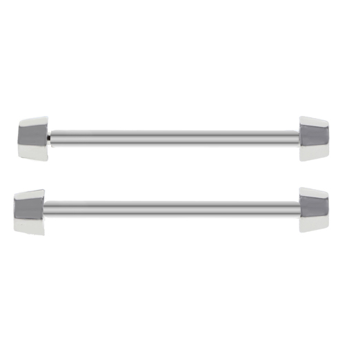 24MM TUBE SCREW BAR FOR 21MM BAND TISSOT MODEL T027417 A T-RACE STAINLESS STEEL