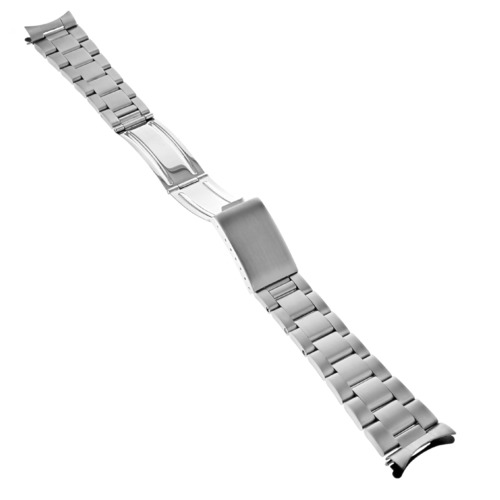 OYSTER WATCH BAND BRACELET FOR ROLEX 16014 16030 DATEJUST QS 20MM FAT SPRING BAR