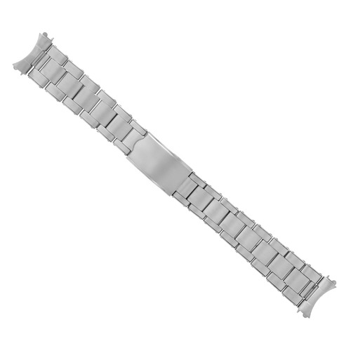 20MM RIVET SOLID LINK OYSTER WATCH BAND FOR VINTAGE TUDOR 1970?s 7021  STEEL