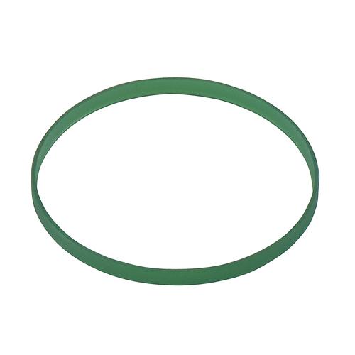GREEN GASKET FOR SAPPHIRE WATCH CRYSTAL ROLEX MILGUASS 116400,116400GV 2.50MM TA