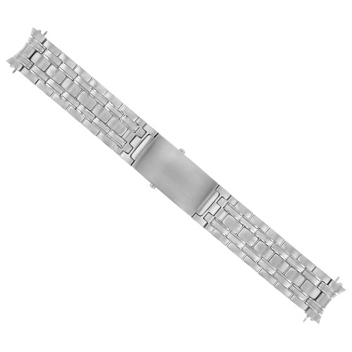18MM WATCH BAND FOR OMEGA SPEEDMASTER SEAMASTER PLANET OCEAN STAINLESS STEEL
