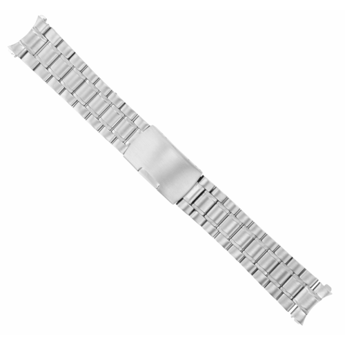 18MM WATCH BAND FOR OMEGA SPEEDMASTER SEAMASTER STAINLESS STEEL