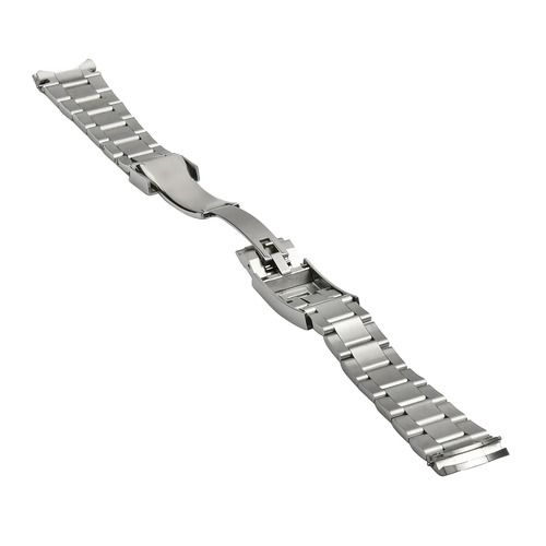 20MM OYSTER WATCH BAND FOR INVICTA PRO DIVER 8928OB 9937OB GLIDE LOCK SHINY CNTR