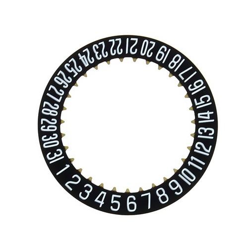 DATE DISC FOR PANERAI TUDOR MOVEMENT VALJOUX ETA 7750 BLACK 6H SWISS MADE TOP QY