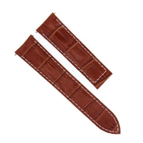 20MM REPLACEMENT GENUINE LEATHER WATCH BAND STRAP FOR MAURICE LACROIX RETROGRADE