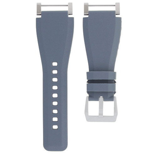 24MM SUUNTO CORE REPLACEMENT SILICONE RUBBER WATCH BAND STRAP + STEEL ADAPTER