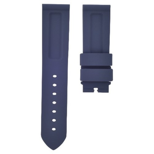 22MM-24MM RUBBER WATCH DIVER STRAP BAND FOR PANERAI MARINA LUMINOR RADIOMIR GMT