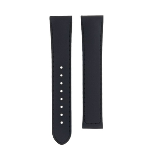 20MM RUBBER WATCH BAND STRAP FOR 41MM OMEGA SEAMASTER PLANET OCEAN SPEEDMASTER