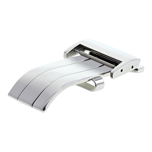 18-20MM DEPLOYMENT BUCKLE WATCH BAND CLASP FOR BREITLING LEATHER WATCH STRAP