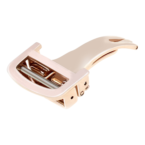 16-18-20MM DEPLOYMENT CLASP STRAP BAND BUCKLE FIT CARTIER ROADSTER  SOLO CALIBRE