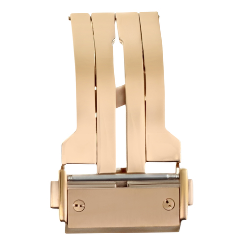 18-24MM DEPLOYMENT BUCKLE CLASP BAND STRAP FOR 44MM-45MM HUBLOT BIG BANG FUSION