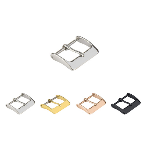16-18-20-22-24MM WATCH BUCKLE CLASP FOR LEATHER RUBBER WATCH BAND WATCH STRAP