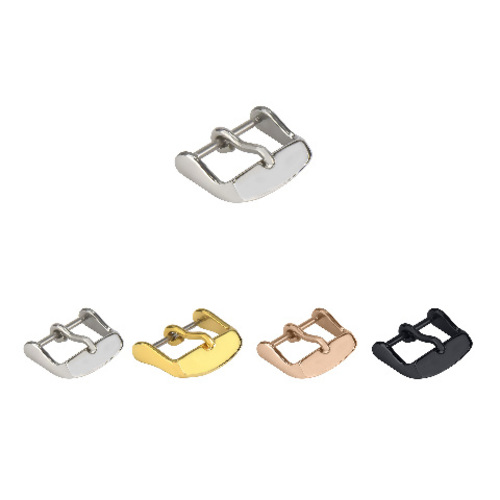 16-18-20-22-24MM WATCH BUCKLE CLASP FOR LEATHER RUBBER WATCH BAND STRAP HEAVY