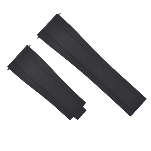 20MM SILICONE RUBBER WATCH STRAP BAND FOR ROLEX DATEJUST DAYTONA SUBMARINER GMT