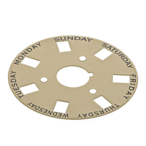 DAY DISC FOR ROLEX PRESIDENT 3055 18038 18039 18046 18048 CHAMPAGNE MOVEMENT