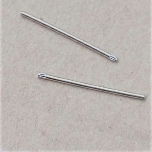 1MM KNURLED PIN FOR WATCH BAND BRACELET STAINLESS STEEL