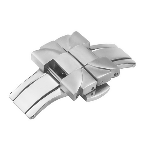 DEPLOYMENT CLASP 22MM BUCKLE FOR PANERAI 40MM BAND STAINLESS STEEL