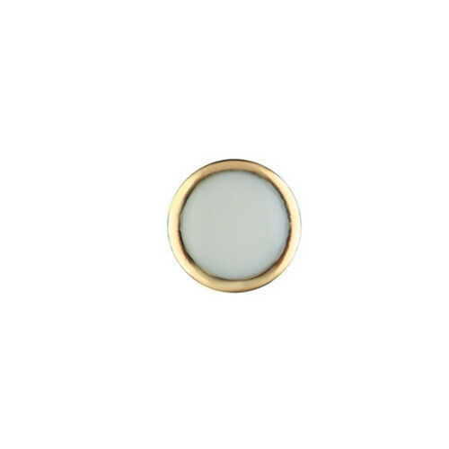 PEARL PIP FOR BEZEL INSERT ROLEX SUBMARINER 116610 116610LN  BLUE LUME GOLD USA