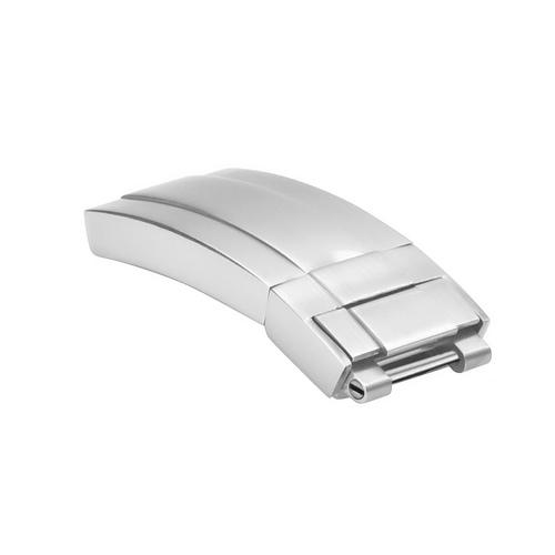 9MM X 9MM DEPLOYMENT GLIDE LOCK CLASP CLIPS FOR ROLEX TUDOR SHINY CENTER TQ