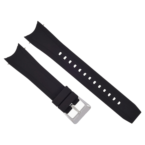 23MM RUBBER DIVER WATCH BAND STRAP FOR CITIZEN ECO DRIVE  BJ2118, BJ2119, BN0088