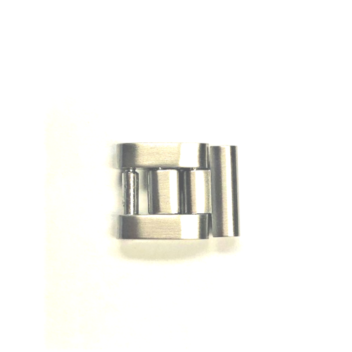 OYSTER WATCH BAND OTHER SIDE & LINK FIT NEXT TO CLASP FOR ROLEX LADY STAINLESS S
