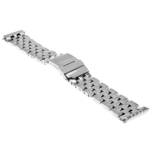 PILOT WATCH BAND 22MM FIT BREITLING NAVITIMER 806 VENUS 178 AOPA  5-LK POLISH SE